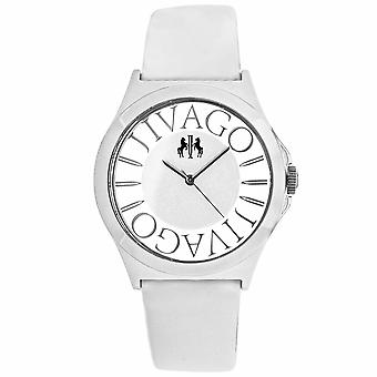Jivago Women's Fun White Dial Watch - JV8433