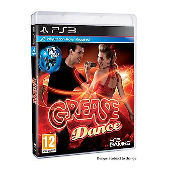 Grease Dance (wymagana ruch) GRA PS3