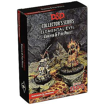 Vanifer & Fire Priest D&D Collector's Series Princes of the Apocalypse Miniature