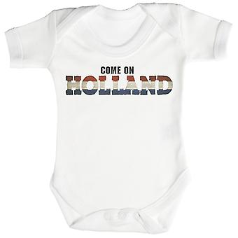 Come On Body bébé Holland / Babygrow
