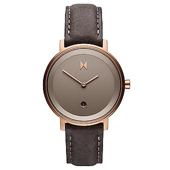 MVMT MF02-RGPU Signature II Ashen Taupe ladies 34mm 5ATM
