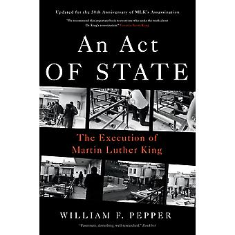Act of State by William F Pepper