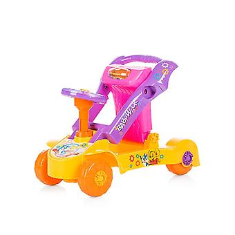 Chipolino slider Multi 3 in 1, running aid, integrated motor skills, music