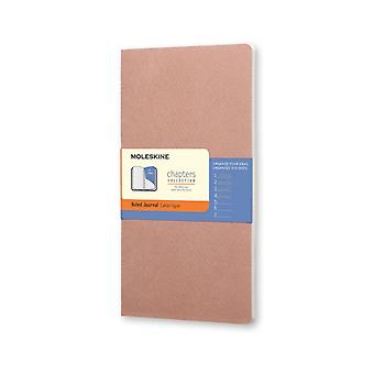 Moleskine Chapters Ruled Journal Large by Moleskine