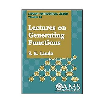 Lectures on Generating Functions by S.K. Lando - 9780821834817 Book