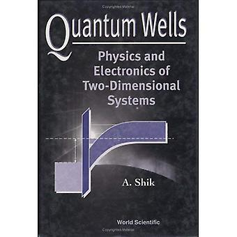 Quantum Wells: Physics and Electronics of Two-dimensional Systems