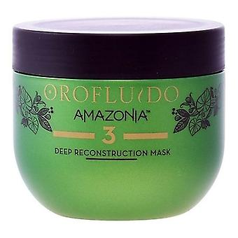 Herstellend haarmasker Orofluido Amazonia Revlon (500 ml)