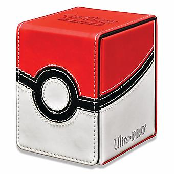 Ultra Pro Pokemon-Pokeball Premium Alkoven Flip Deck Box