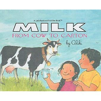 Milk from Cow to Carton (Let's Read-And-Find-Out Science (Pb))