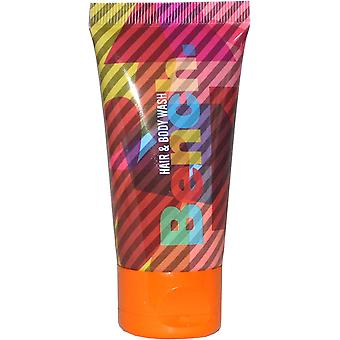 Bench Women Hair and Body Wash 50ml