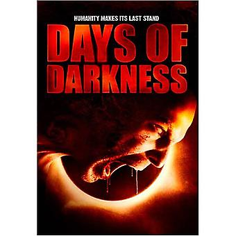 Days of Darkness (2007) DVD Movie Tom Eplin