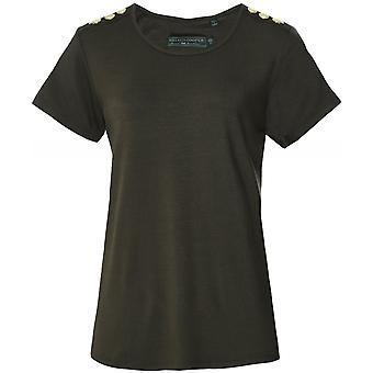 Holland Cooper Relaxed Fit Crew Neck T-Shirt