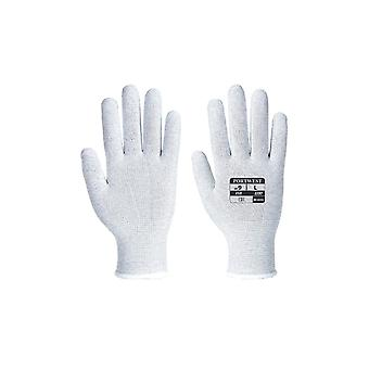Portwest antistatic shell workwear safety gloves a197