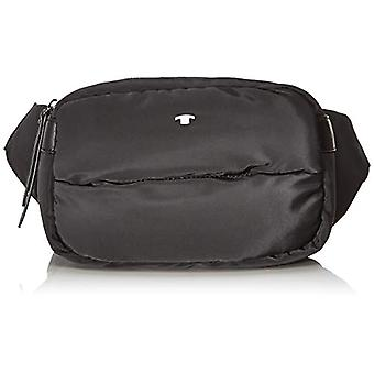 Tom Tailor Acc Amanda - Black Woman Shoulder Bags (Schwarz) 23.5x13x7 cm (W x H L)