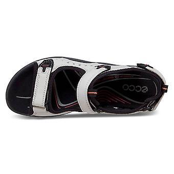 Ecco Womens 2020 Offroad Shadow Yabuck Leather Adjustable Comfort Sandals