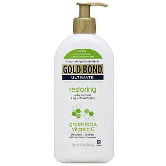 Gold bond ultimate restoring skin therapy lotion, coq10, 13 oz