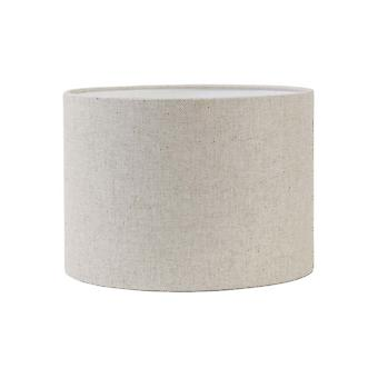 Light & Living Cylinder Shade 50x50x38cm Livigno Natural