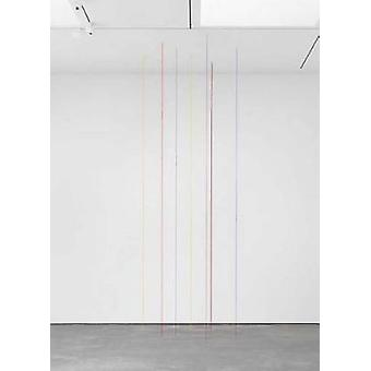 Fred Sandback - Vertical Constructions by Lisa LeFeuvre - Yve Alain-Bo