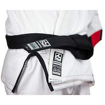 Hyperfly Basic BJJ Gi Belt Black
