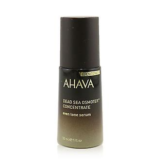 Ahava Dead Sea Osmoter Koncentrat Even Tone Serum 30ml/1oz