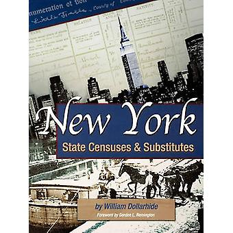 New York State Censuses  Substitutes by Dollarhide & William