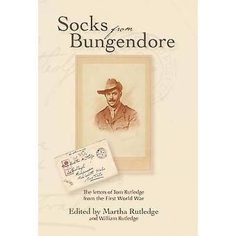 Socks from Bungendore by Rutledge & Martha