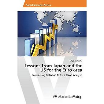 Lessons from Japan and the US for the Euro area by Maliauka Liliya
