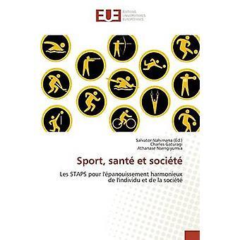 Sport sant et socit by Nahimana Salvator