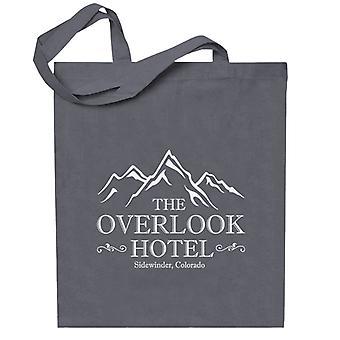 The Shining Overlook Hotel Totebag
