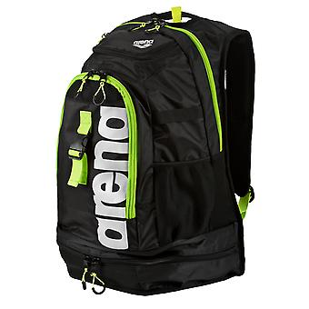 Arena Fastpack 2.1 Swim Bag - Dark Grey/Acid Lime/White