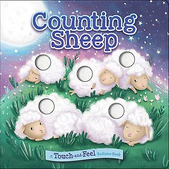 Counting Sheep by Maggie Fischer & Illustrated by Anna Kubaszewska