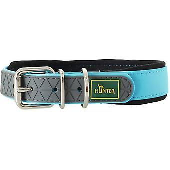 Hunter Kragen Komfort Komfort Türkis (Hunde , Für den Spaziergang , Halsbänder)