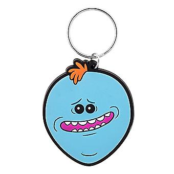 Rick and Morty, Keychain-Mr. Meeseeks