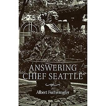 Svare på chief seattle