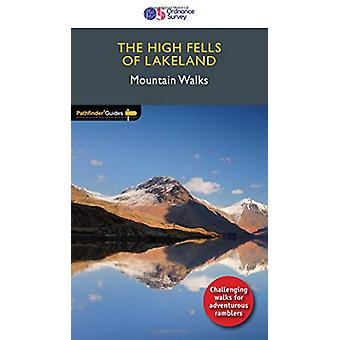 Pathfinder The High Fells of Lakeland - 9780319091111Book