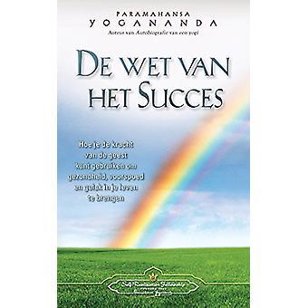 de Wet Van Het Succes - The Law of Success (Dutch) by Paramahansa Yog