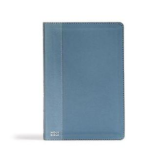 CSB Essential Teen Study Bible - Steel LeatherTouch by CSB Bibles by