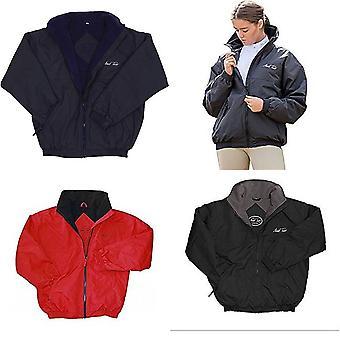 Mark Todd volwassenen Fleece gevoerde Blouson jas