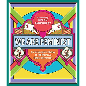 We Are Feminist - An Infographic History of the Women's Rights Movemen