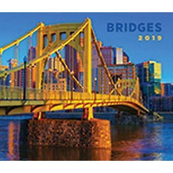 Bridges 2019 Calendar by American Society of Civil Engineers - 978078