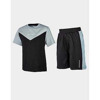 Nieuwe McKenzie Kids' Mini Bixente T-Shirt/Shorts Set Black