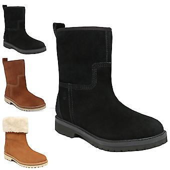 Womens Timberland Chamonix Valley WP Boot Walking Hiking Suede Ankle Boot