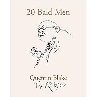 20 Bald Men by Quentin Blake - 9781913119072 Book