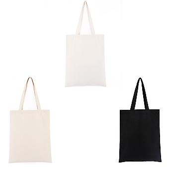 YANGFAN Eco Friendly Canvas Shopping Tote Bags
