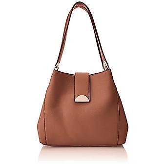 Dune Demii - Brown Women's Shoulder Bags (Tan-Synthetic) 30x17x27 cm (W x H L)