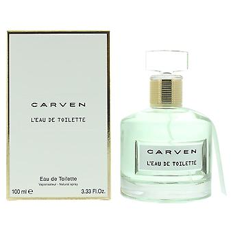 Carven L'Eau de Toilette 100ml Spray For Her