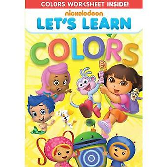 Nous allons apprendre: USA couleurs [DVD] import