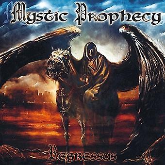 Mystic Prophecy - Regressus [CD] USA import