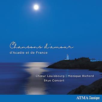 Dagher / Skye Consort - Chansons D'Amour D'Acadie Et De France [CD] USA import