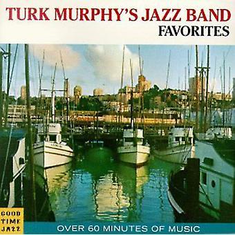 Murphy, Turk Jazz Band - Favorites [CD] USA import
